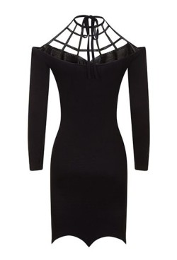n1330-necessary-evil-melaina-spiderweb-mini-dress_back