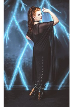 necessary_evil_hecate_mesh_poncho_dress_5